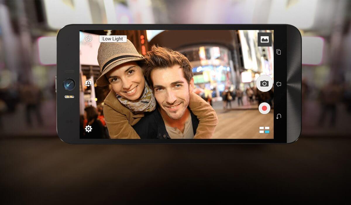 Asus ZenFone Selfie ZD551KL displej