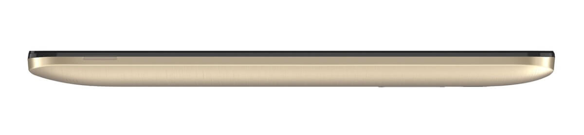 Asus ZenFone Selfie ZD551KL z boku