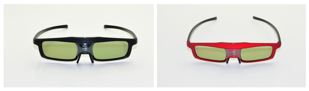 Lucent 1.0 3D Glasses