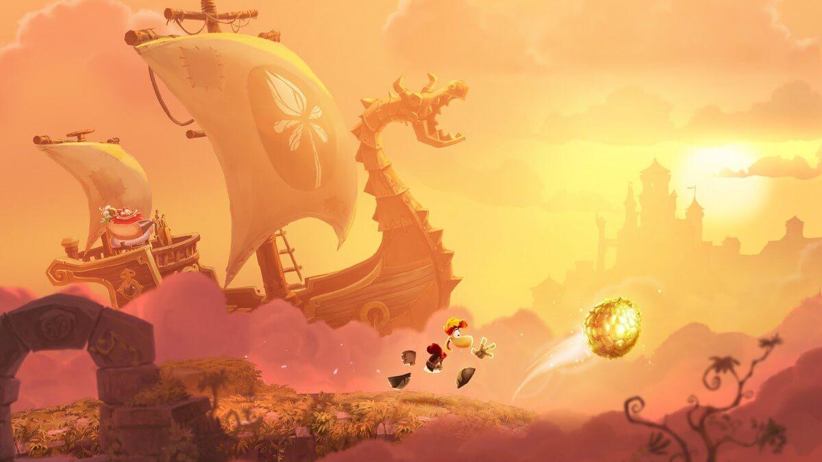 Rayman Adventures je nejlepší plošinovkou roku 2015 na Android