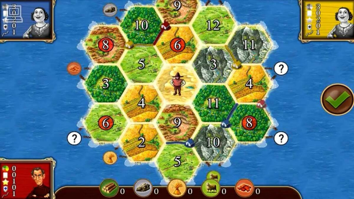 Catam patří mezi nejlepší deskové hry pro Android