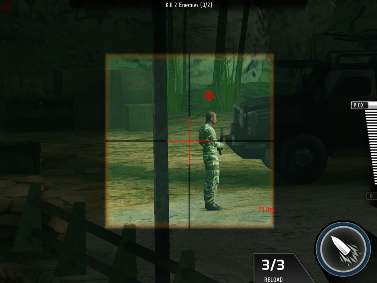Kill Shot Bravo je nejlepší snajperská hra pro Android