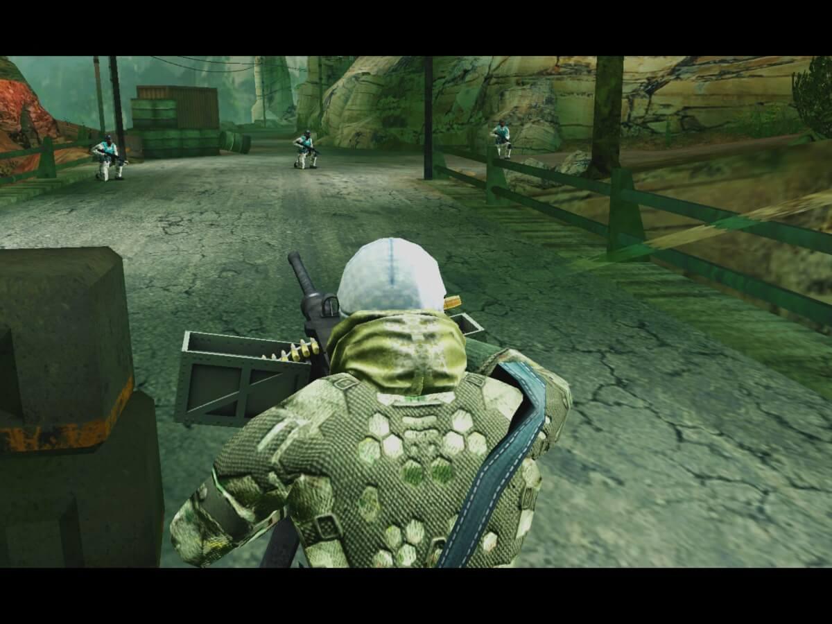 Ve snajperské hře Kill Shot Bravo najdete spoustu různých misí