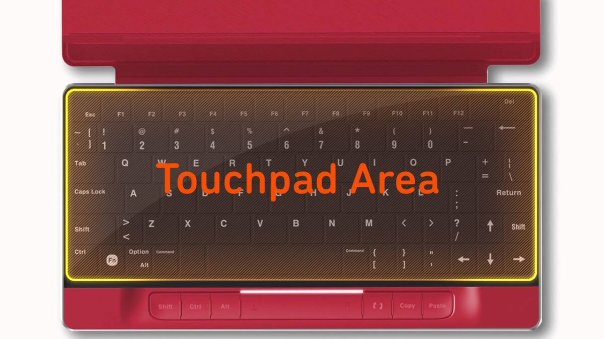 Moky Touchpad
