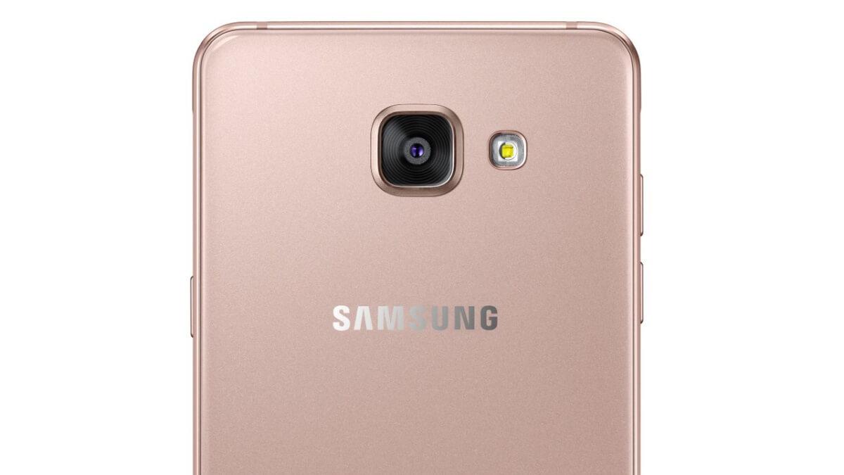 Samsung Galaxy A5 (2016) detail