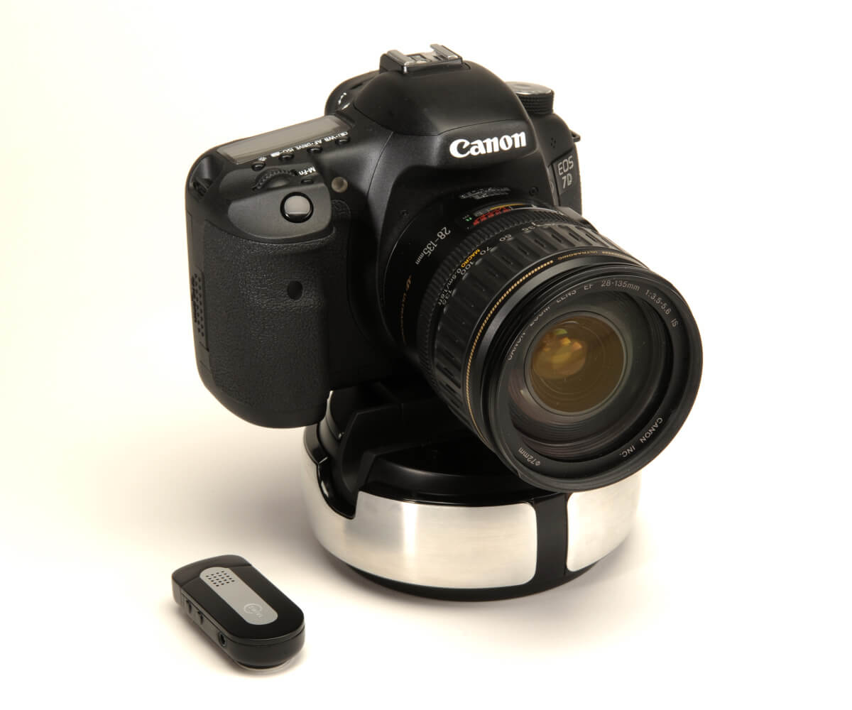 Swivl s kamerou