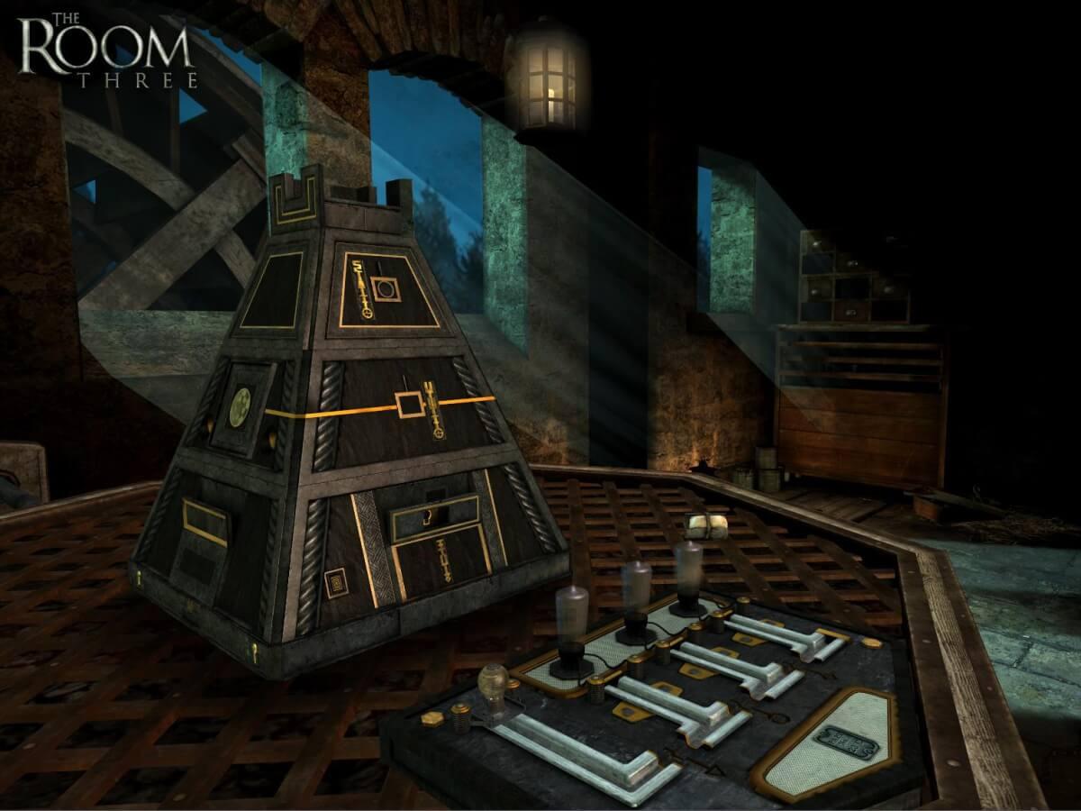 The Room Three patří mezi nejlepší logické hry na Android