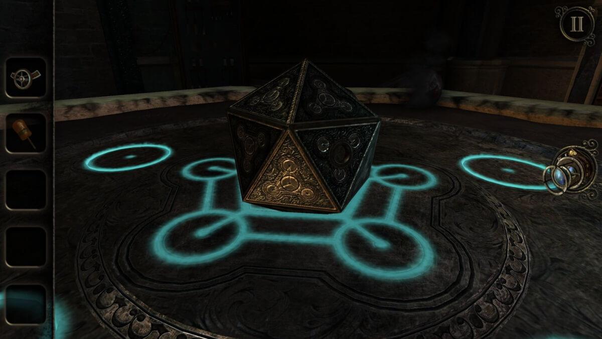 The Room Three je opět nádherně zpracovaná logická hra