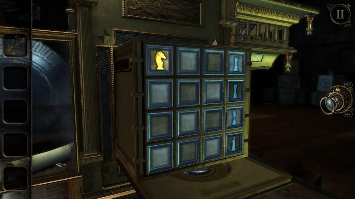 The Room Three je originální Android hra