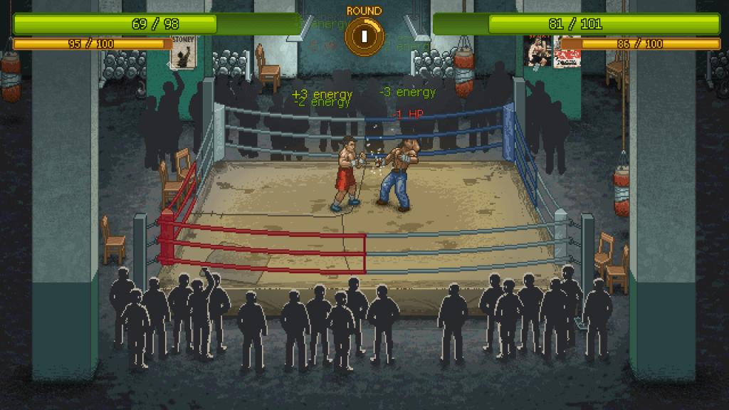 Punch Club je výborná strategická hra pro Android