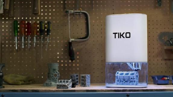 Tiko 3D tiskárna kompaktních roměrů za neuvěřitelně nízkou cenu