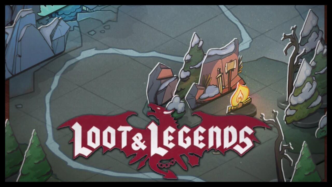 Loot & Legends patří mezi nejlepší karetní hry pro mobily s Androidem