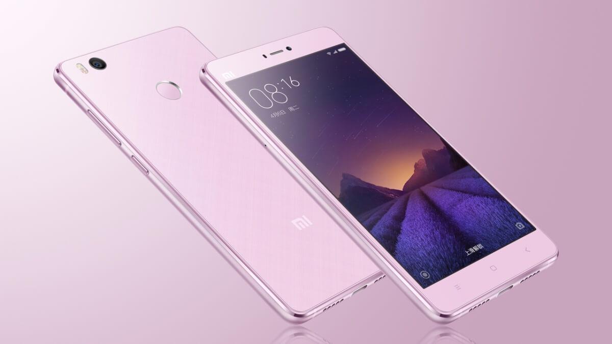 Smartphone Xiaomi Mi 4s