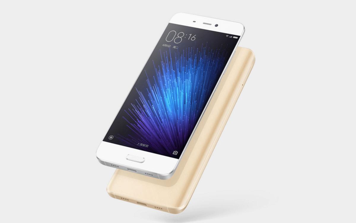 Smartphone Xiaomi Mi 5