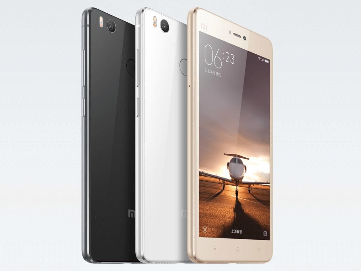 Xiaomi Mi 4s varianty