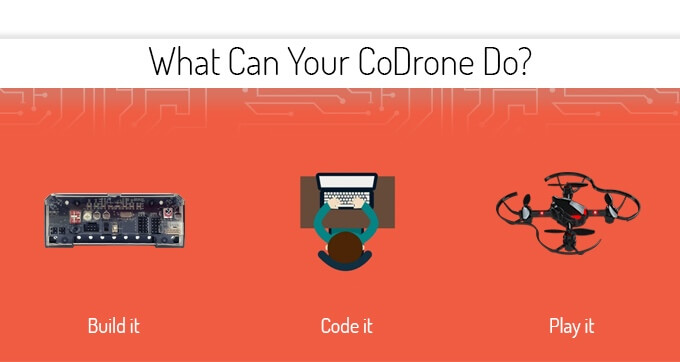 CoDrone code&play