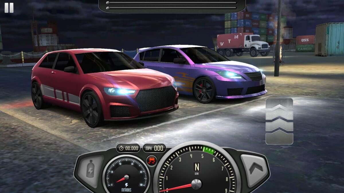 Top Speed je o vylepšování vozů