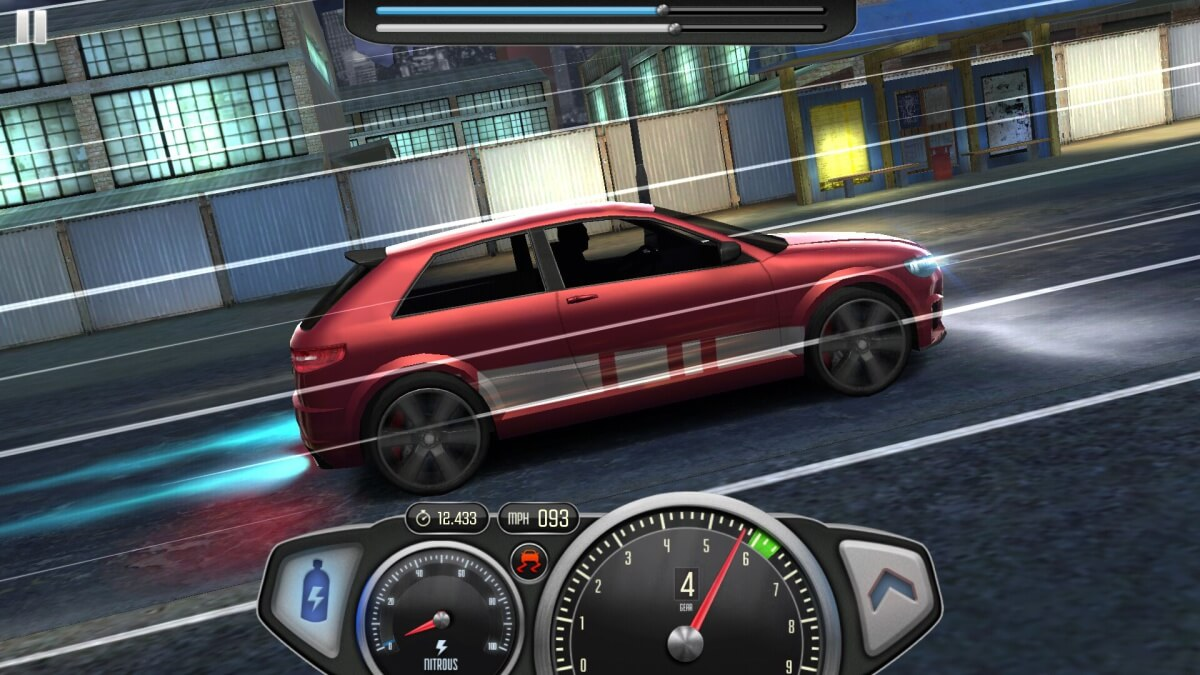 V Top Speed najdete širokou paletu sportovních vozů