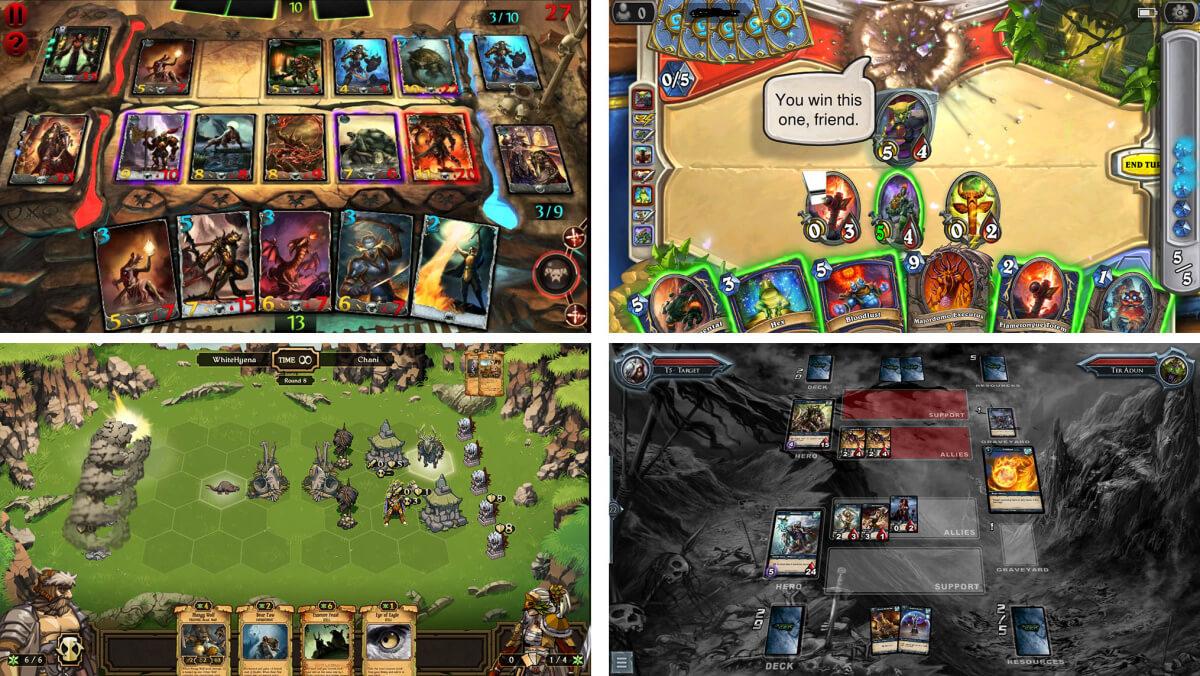 20 nejlepších karetních her na Android