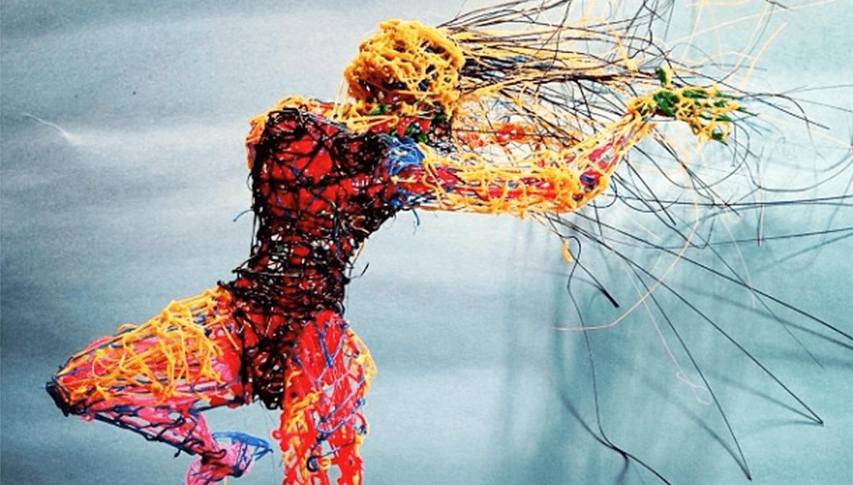 Ruční 3D tisk pomocí speciálního pera je velmi kreativní zábavou