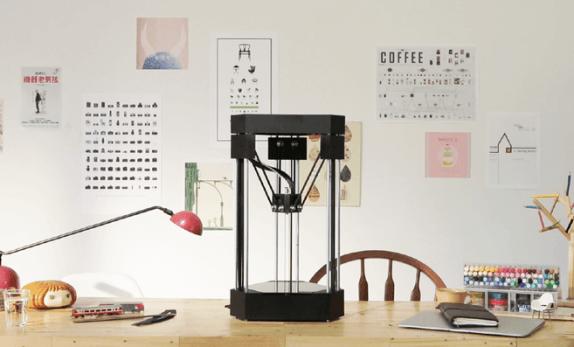 FLUX Delta 3D tiskárna