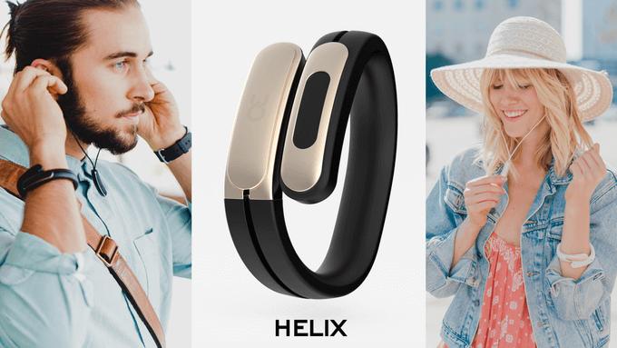 Helix bluetooth sluchátka