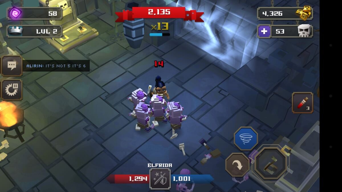 Legacy Quest - akční RPG pro mobily s Androidem