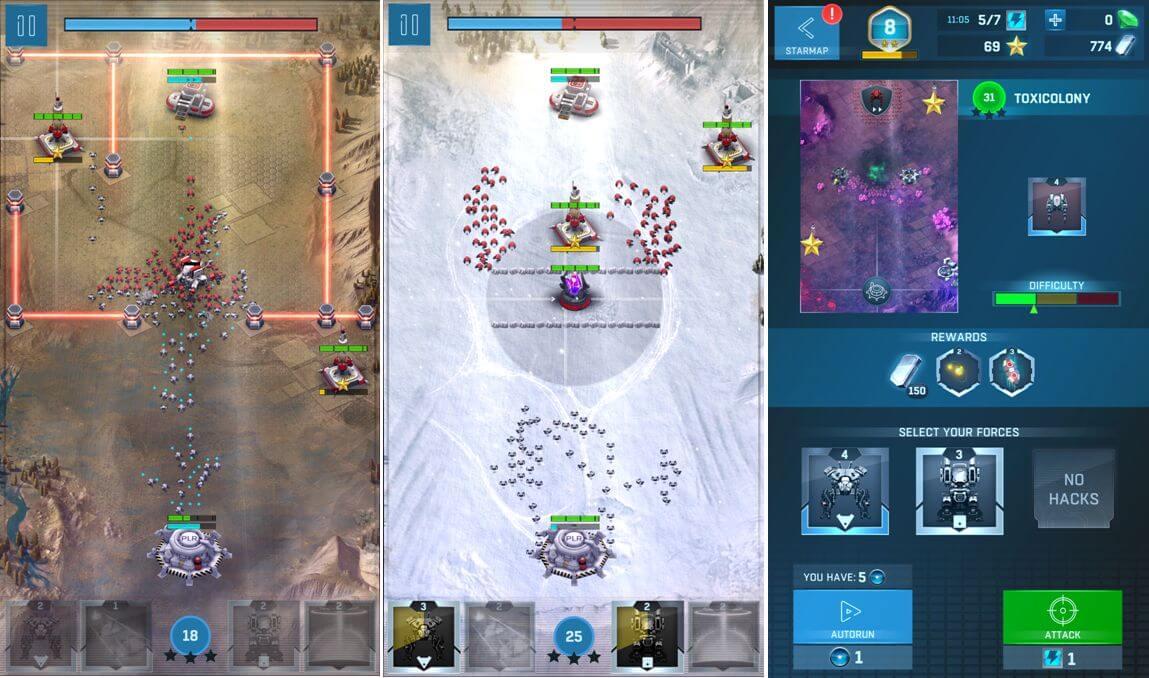 Robocide - válečná real-time strategie s roboty