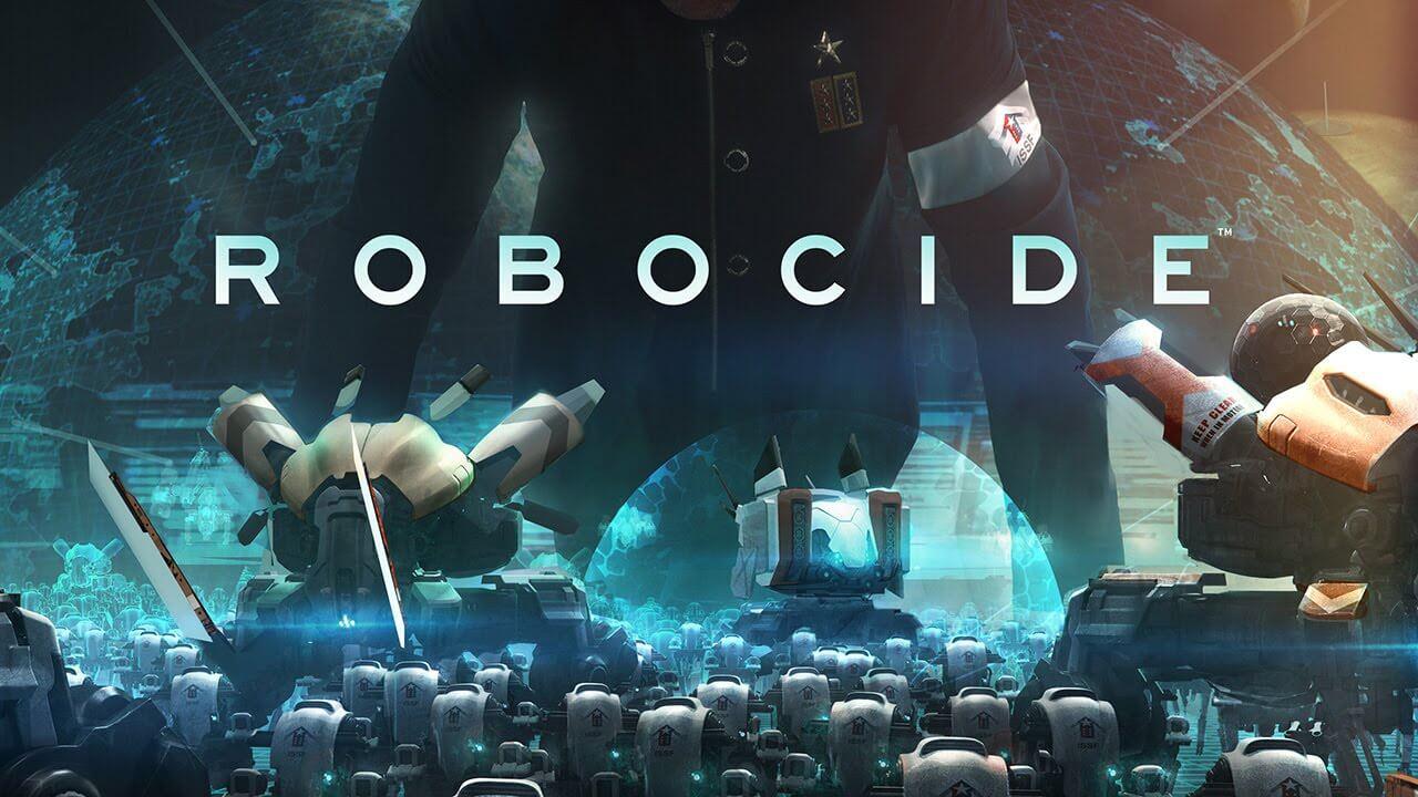 Robocide - strategie, ve které budete kolonizovat vzdálené hvězdy