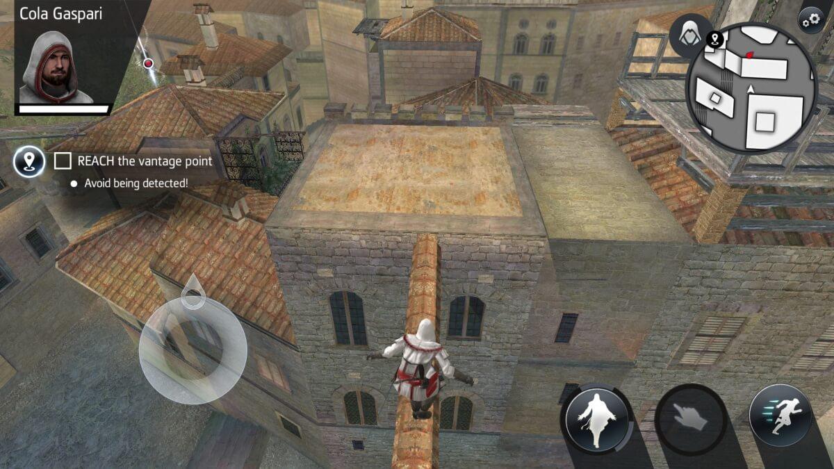 Assassin's Creed Identity - hlavně ať se někdo nepodívá do slunce...