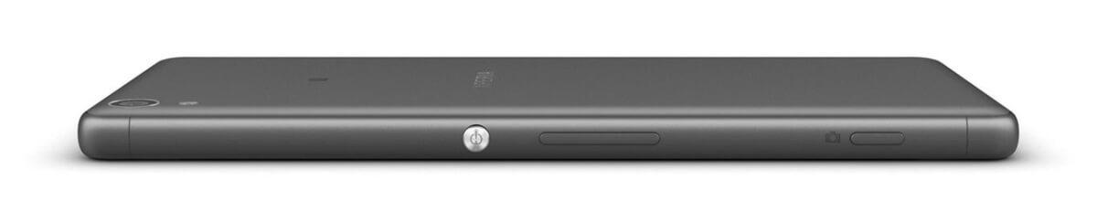 Sony Xperia XA z boku