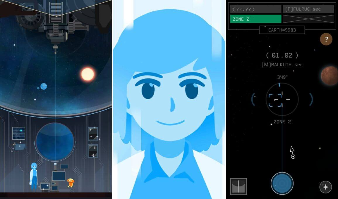Opus - dojemný příběh o malém robotovi a hologramu v podobě cílevědomé vědkyně