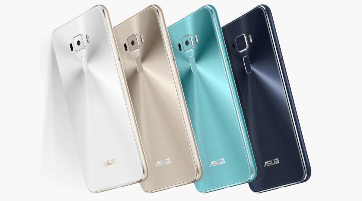 Asus ZenFone 3 ZE552KL barvy