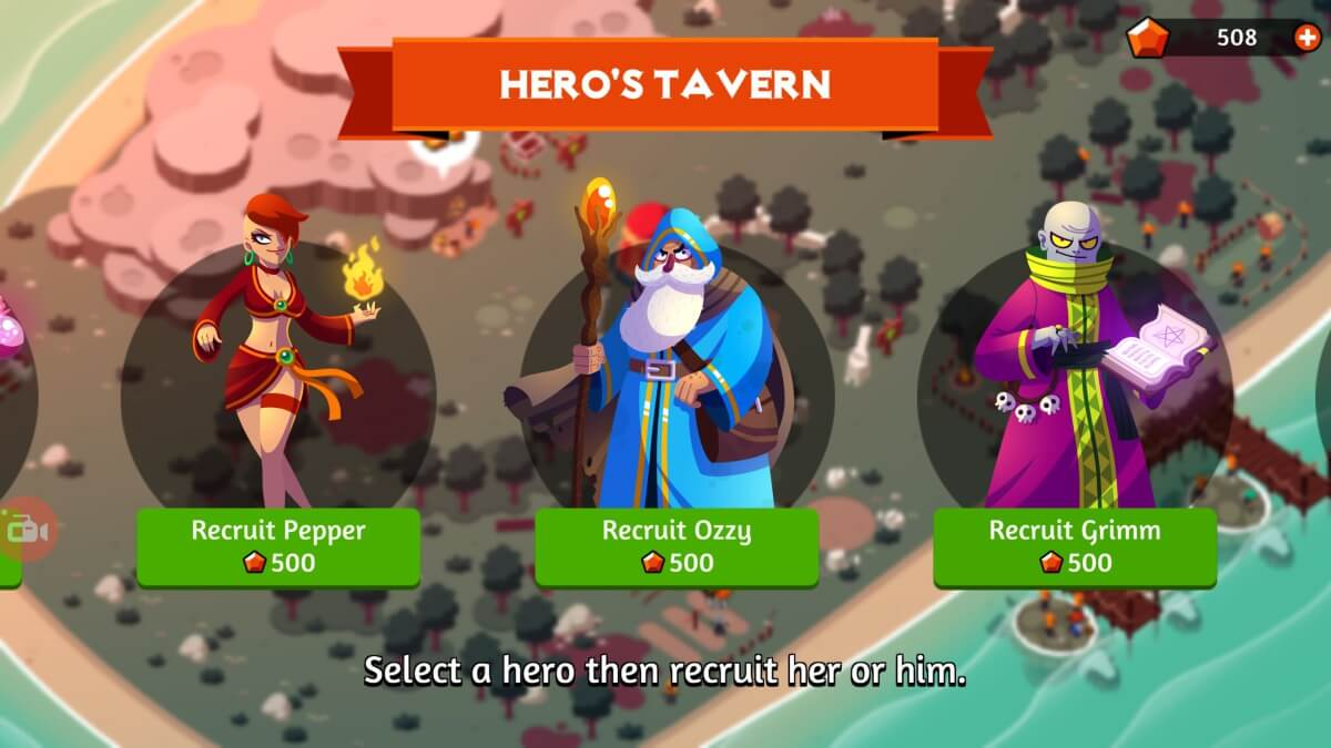 Battleplans - trojice velkolepých hrdinů čeká na vaše rozkazy
