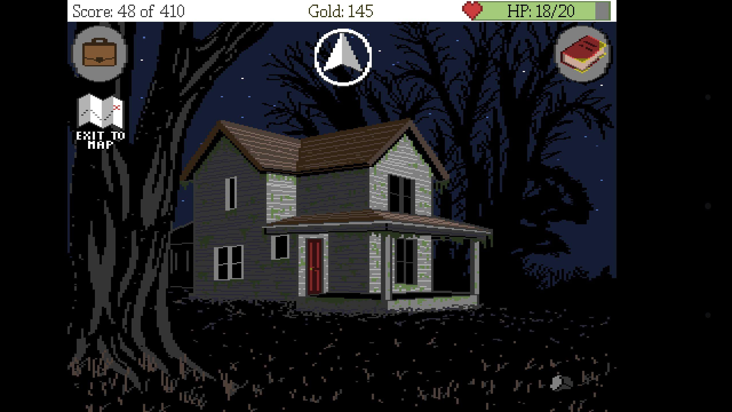Dark Fear - v tomhle domě hodně straší