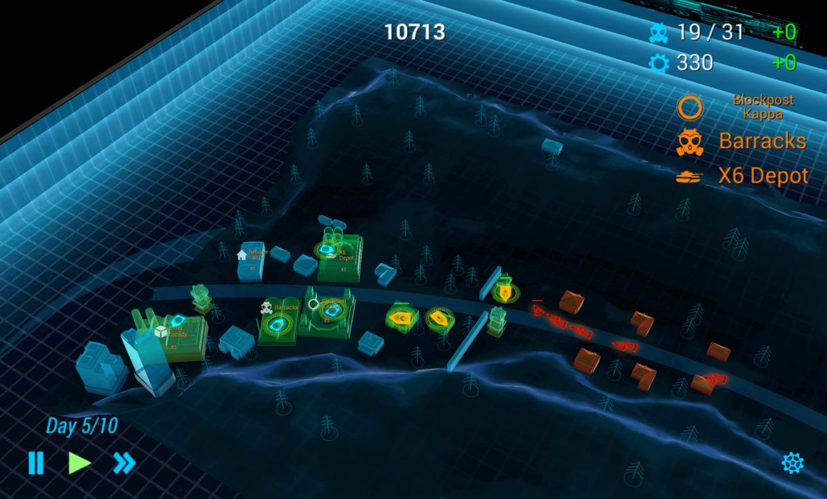 Zombie City Defence - nejlepší tower defense pro mobily