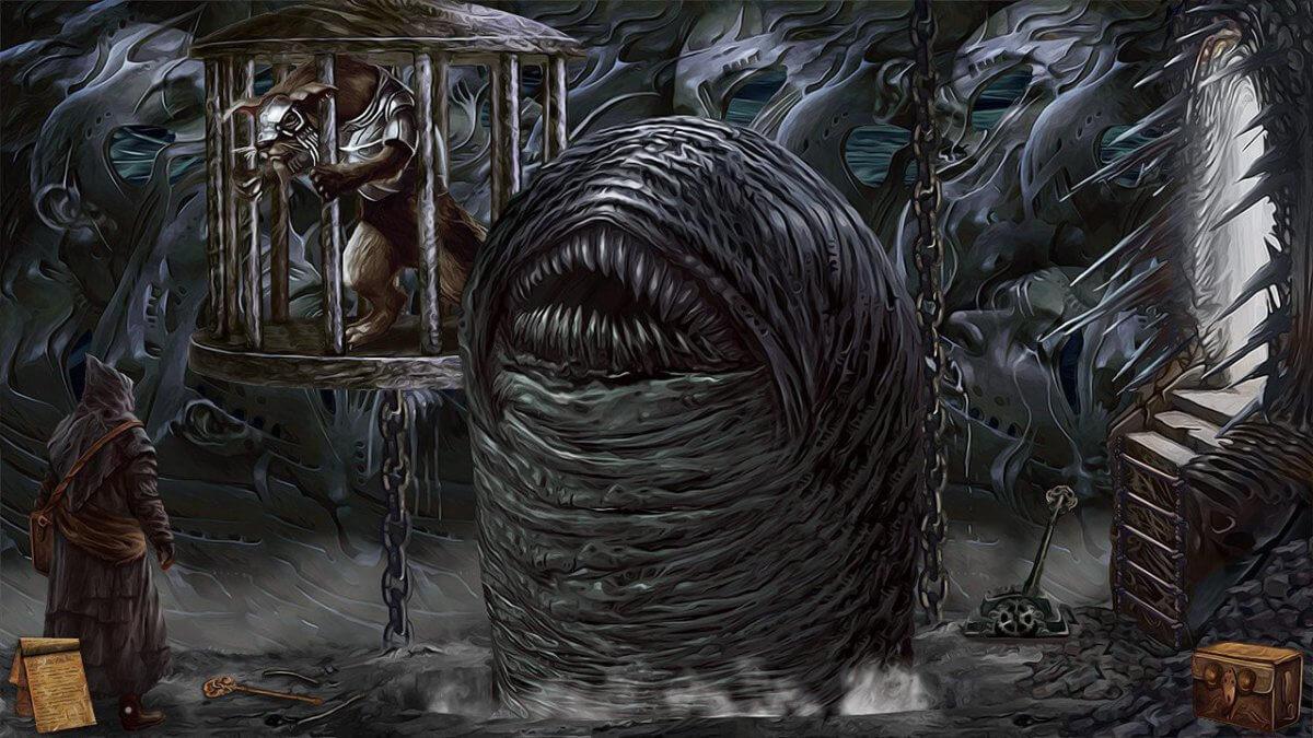 Tormentum je horrorová hra s úžasnou grafikou