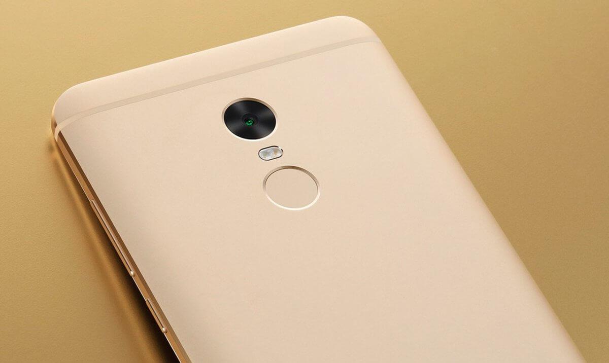 Xiaomi Redmi Note 4 kamera