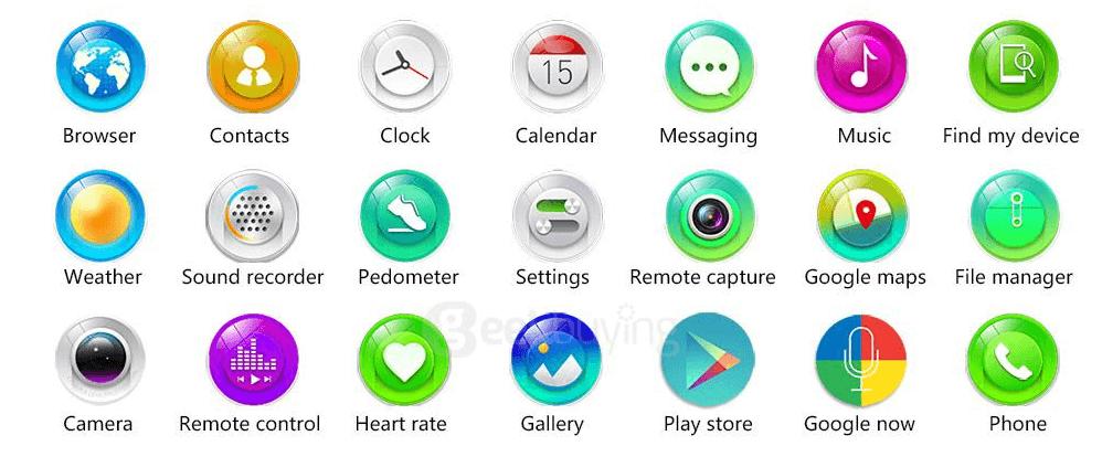 Aplikace pro hodinky