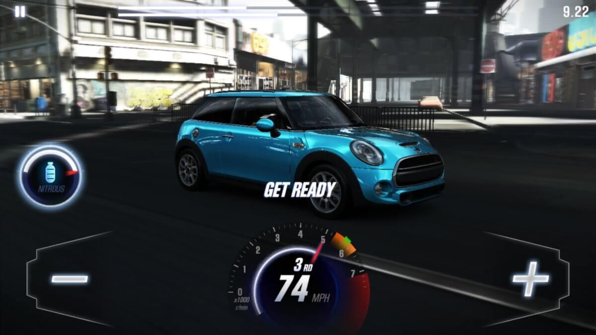 CSR Racing 2 - připravit, pozor, jeď!