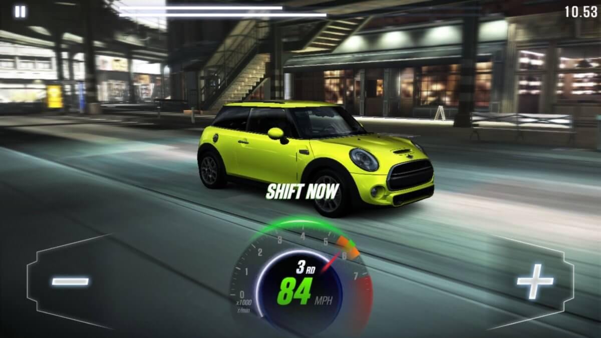 CSR Racing 2 - a teď můžete efektivně zařadit