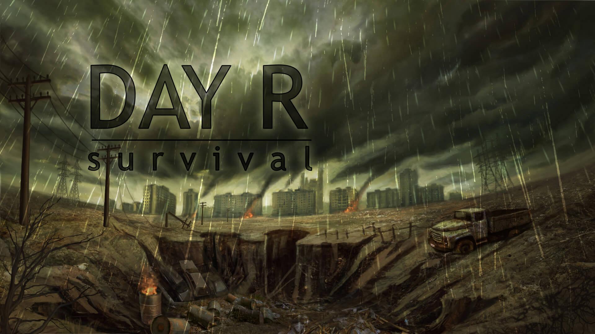 Day R - survival hra pro náročné pařany