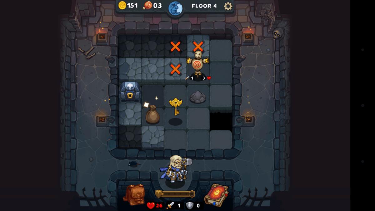 Dungelot Shattered Lands - zpátky v dungeonu