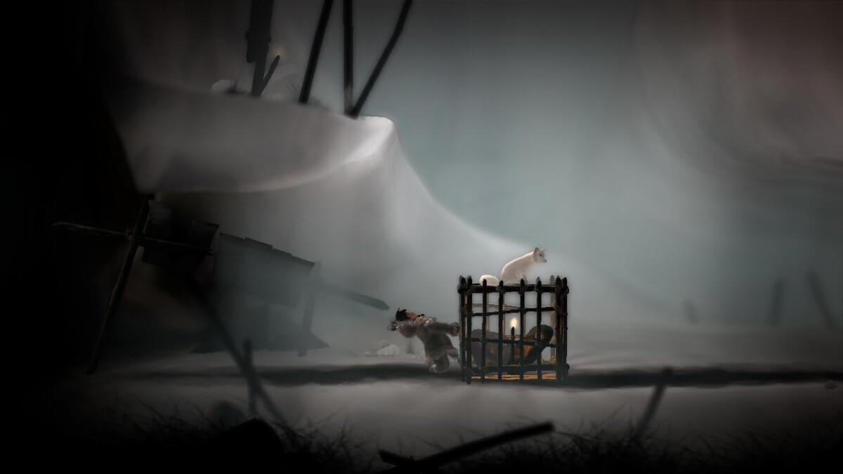 Never Alone: Ki Edition - ta bedna je pěkně těžká, ani liška ji neutáhne