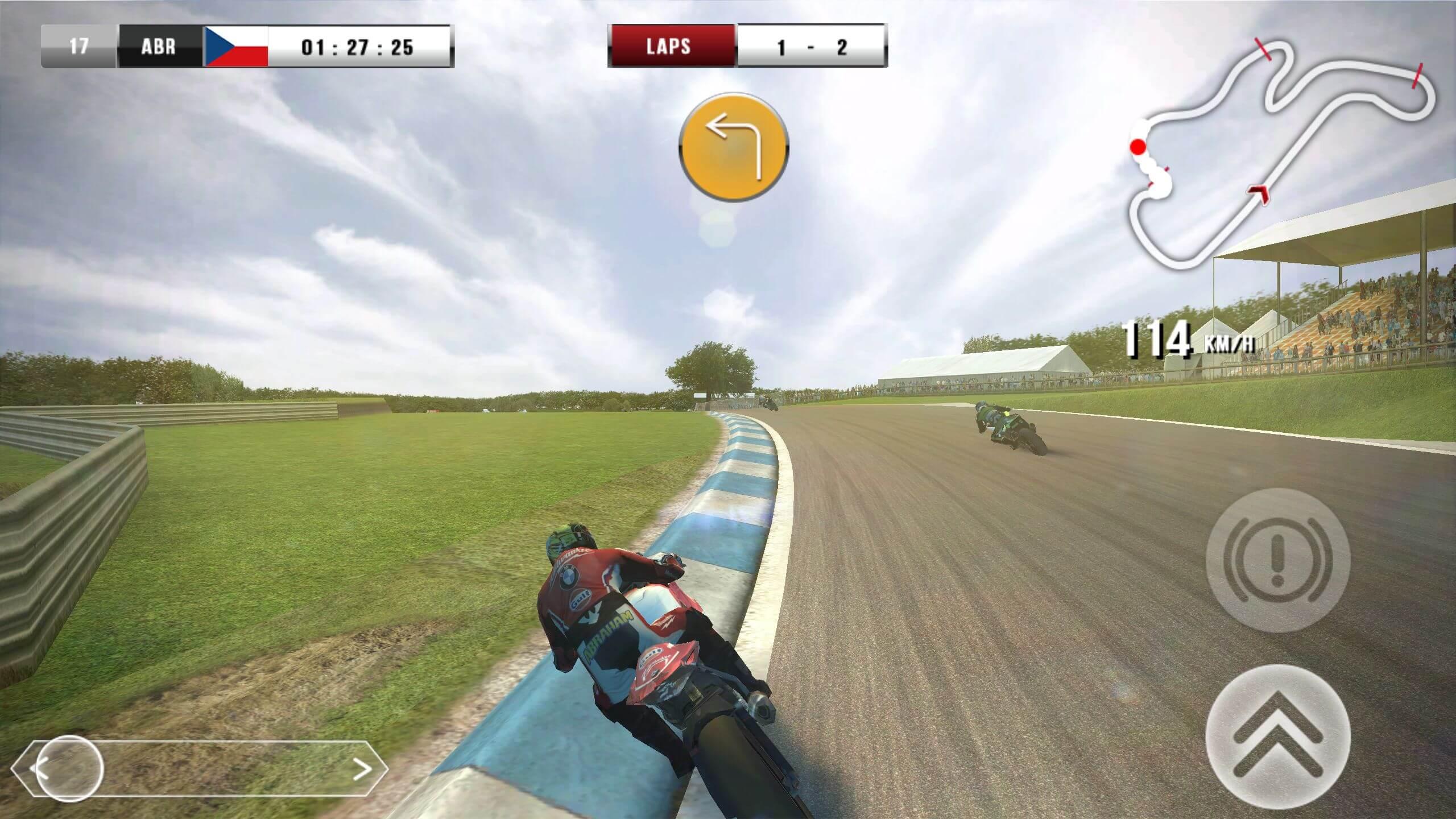 SBK16 - oficiální hra MotoGP