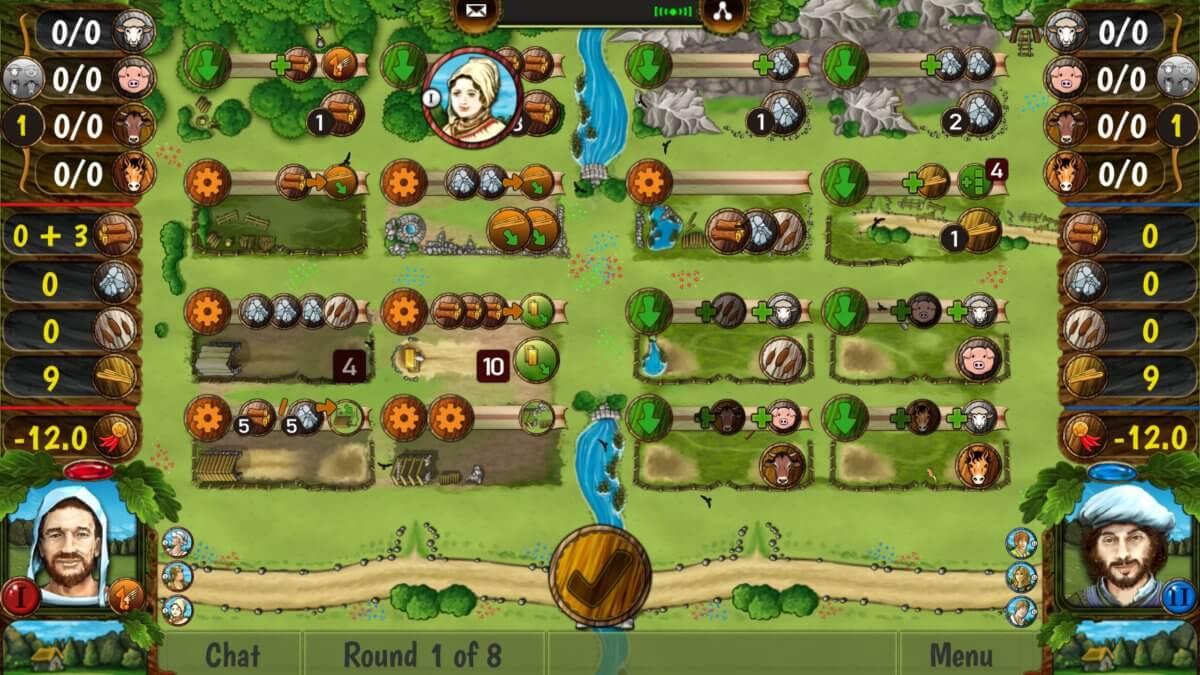 Agricola All Creatures - zjednodušená pravidla jsou prospěšná
