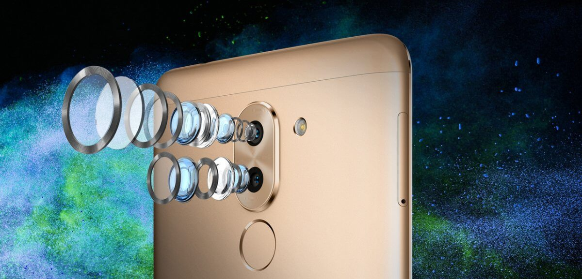 Huawei Honor 6X kamera
