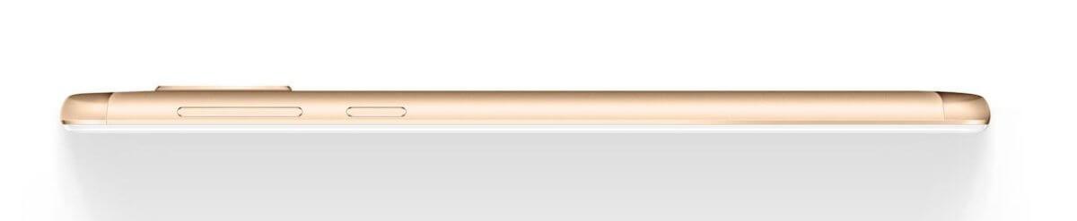 Huawei Honor 6X z boku