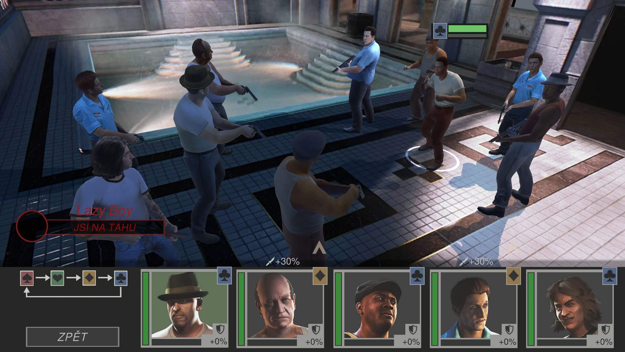 Mafia III: Rivals - nakládačka v lázních