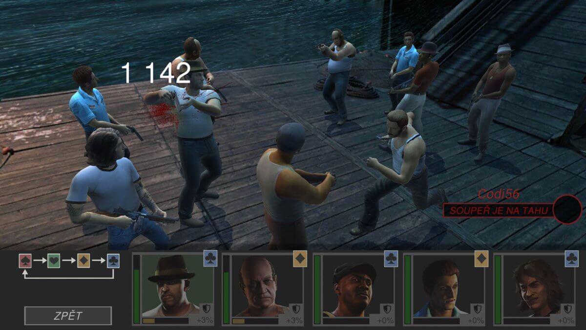 Mafia III: Rivals - odhoďte ty nože!